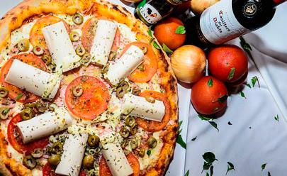 As 15 pizzarias de Goiânia mais bem avaliadas no Curta Mais