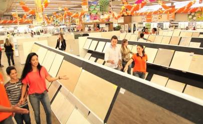 Home center inicia o ano com mega liquidação em Goiânia