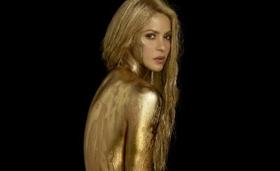 Shakira anuncia shows no Brasil em 2018