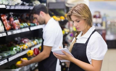 Supermercado de Brasília abre vagas de emprego com salário de até R$1,4 mil