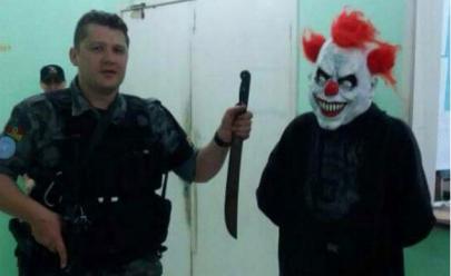 Aumentam casos de 'palhaços sinistros' no Brasil