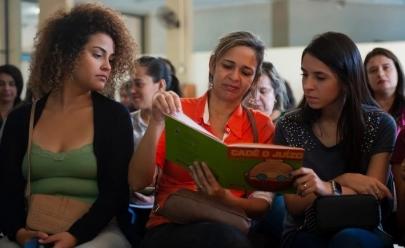 Escritores, ilustradores e leitores se reúnem em evento literário na Ceilândia