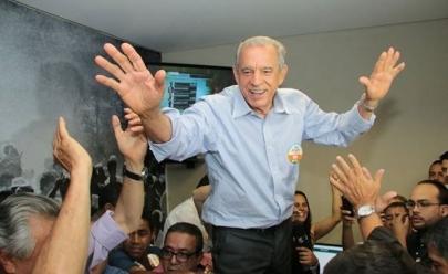 Aos 82 anos, Iris Rezende é eleito prefeito de Goiânia