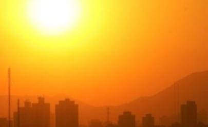 Goiânia tem o dia mais quente do ano e calor deve continuar durante a semana