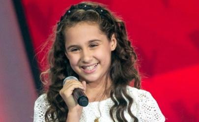 Sucesso no The Voice Kids, Bia Torres recebe convidadas em show em Goiânia nesse domingo, 24
