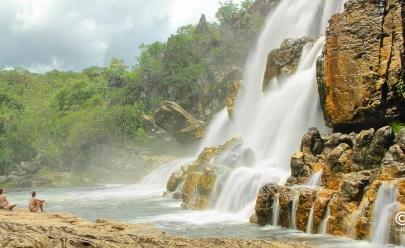 Quedas d'água, piscinas naturais e trilhas deslumbrantes fazem da Cachoeira das Cariocas um puro espetáculo natural