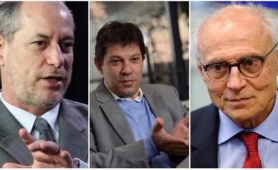 Ciro Gomes, Fernando Haddad e Eduardo Suplicy palestram na UFG