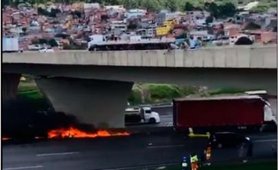 Vídeo: Veja o momento exato da queda do helicóptero que matou Boechat e piloto