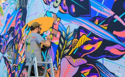 2º Encontro Nacional de Grafiteiros acontece em Goiânia