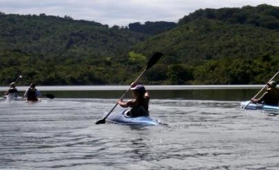 Remada ecológica, lual, palestras e exposição fotográfica são algumas ações da Semana da Água em Uberlândia