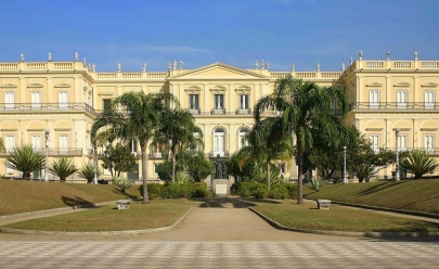 Google disponibiliza tour digital do Museu Nacional