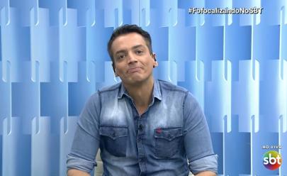 Leo Dias surpreende ao anunciar ao vivo afastamento para tratar vício de cocaína; veja o vídeo