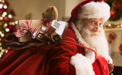 Lugares para visitar o Papai Noel com as crianças e entrar no clima do Natal em Goiânia