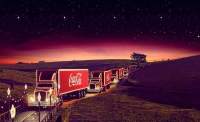Goiânia não terá Caravana Iluminada da Coca-Cola no Natal 2018
