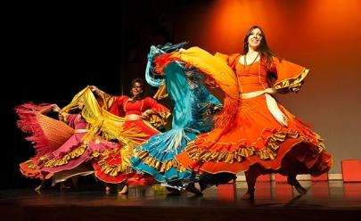 Companhia de dança cigana promove aula gratuita em Uberlândia
