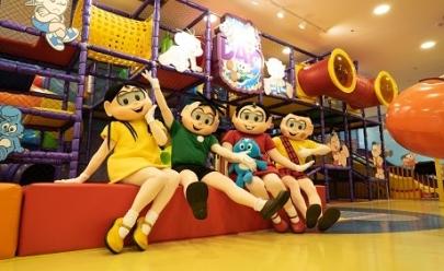 Estação Turma da Mônica tem programação especial para as férias em Goiânia