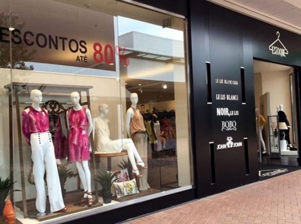 Outlet nos arredores de São Paulo terá fim de semana com descontos extras de até 80%