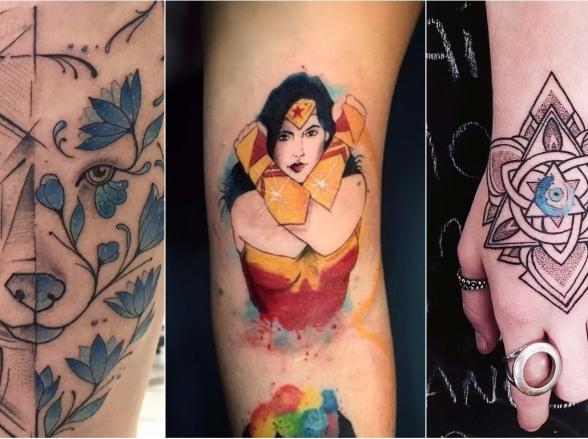 20 tatuadores incríveis de Uberlândia para seguir no Instagram e marcar a sua pele
