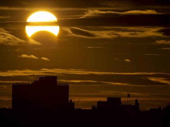 Saiba onde acompanhar o fenômeno da Eclipse Solar em Goiânia