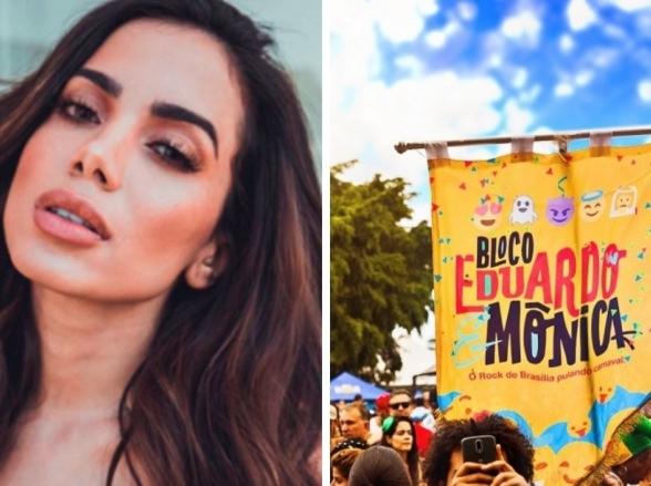 Aniversário de Brasília tem shows gratuitos de Anitta e do bloco Eduardo e Mônica