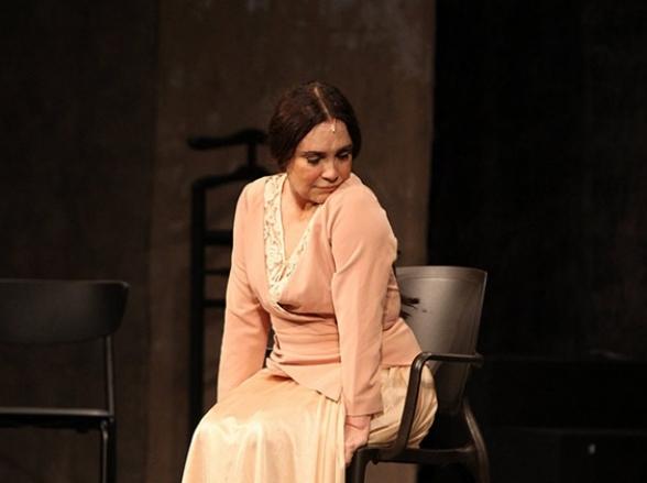Regina Duarte desembarca em Uberlândia com espetáculo 'A Volta ao Lar', texto do Nobel de Literatura Harold Pinter