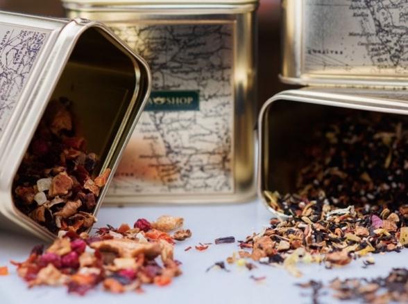 Brasília ganha mais uma unidade de loja de chás