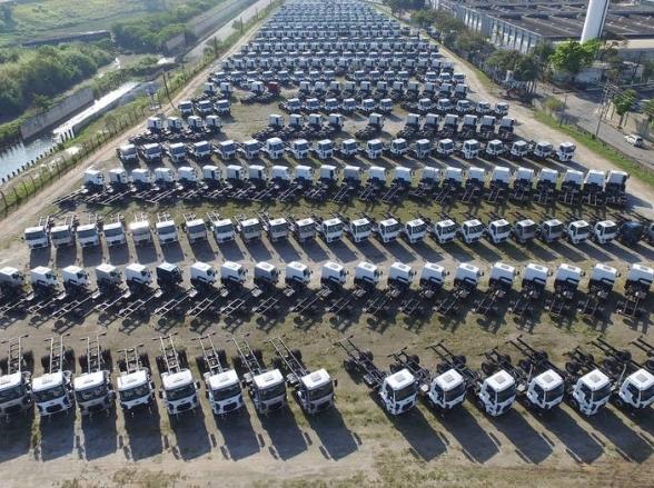 Ford declara fechamento de fábrica com 2.800 funcionários