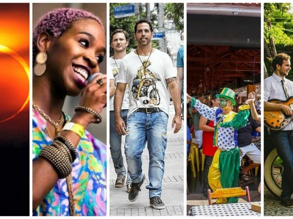 Roteiro completo dos programas que movimentam Goiânia no final de semana de Carnaval