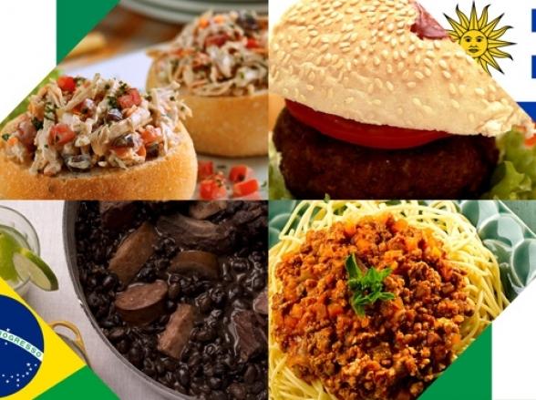 Copa gastronômica reúne pratos da culinária tradicional de vários países em Uberlândia