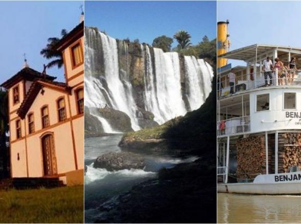 Um roteiro por museus, cachoeiras e cidades bucólicas de Minas, partindo de Uberaba