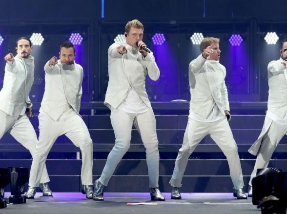 Everybody, rock your body! A banda Backstreet Boys vem ao Brasil com turnê mundial em 2020