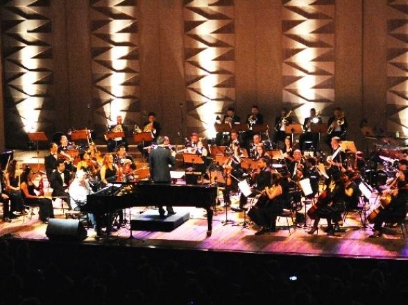 Orquestra Filarmônica de Brasília realiza show de talentos