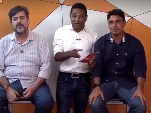 Devido a polêmica, TV Band Goiânia decide tirar o programa 'Os Donos da Bola' do ar