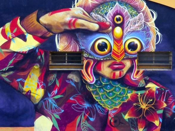 Nu Festival transforma Pinheiros em uma galeria de arte a céu aberto em São Paulo