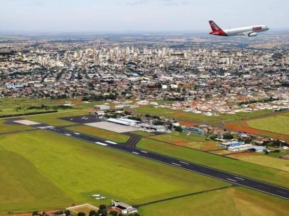Aeroporto de Uberlândia está entre os 20 mais movimentados do Brasil