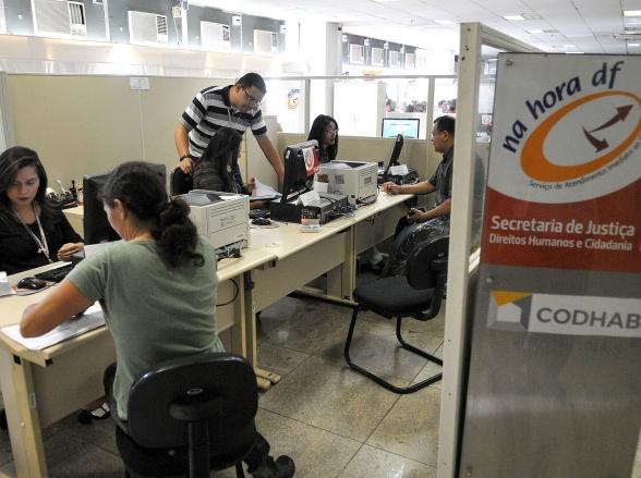 Aeroporto de Brasília vai inaugurar novo posto de atendimento do Na Hora