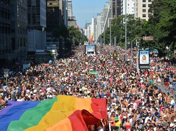 23º Parada LGBT em SP: Veja o trajeto do desfile e quais ruas estarão fechadas neste domingo (23)