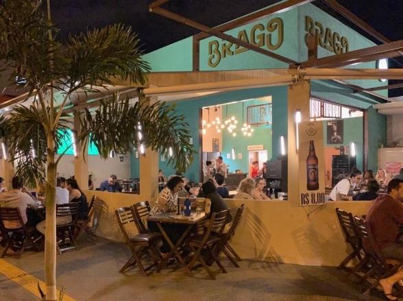 Brago Bar e Restaurante reinventa o conceito de boteco em Goiânia com gastronomia de primeira e preço camarada