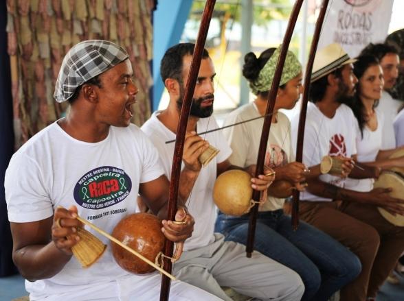 Projeto cultural em Samambaia promove a cultura, história e arte ancestral