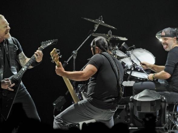 Com turnê suspensa, Metallica anuncia transmissão de shows on-line durante a quarentena