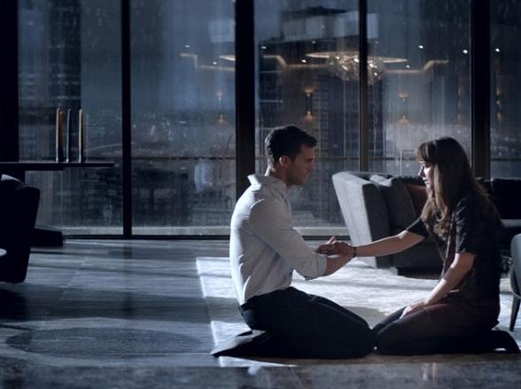 Trailer de 'Cinquenta tons mais escuros' é divulgado, assista