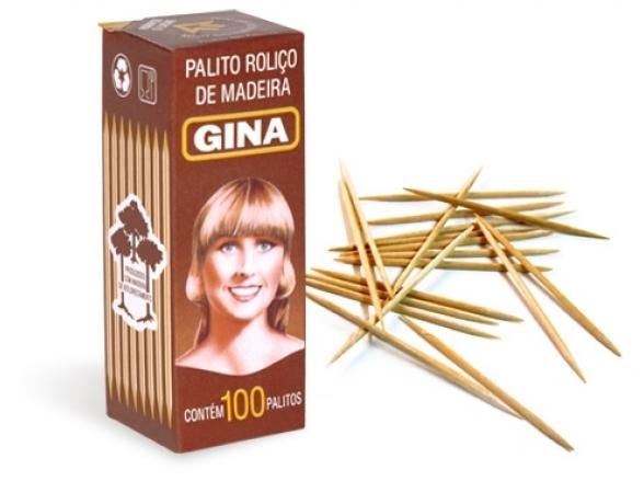 Como está a modelo dos palitos Gina hoje em dia