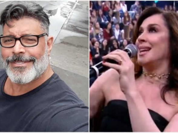 Alexandre Frota compara a ex, Cláudia Raia, com travesti e fãs se revoltam
