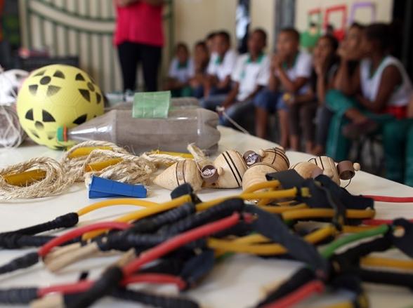 Encontrão de brinquedos e brincadeiras reúne os melhores jogos de todos os tempos em Uberlândia