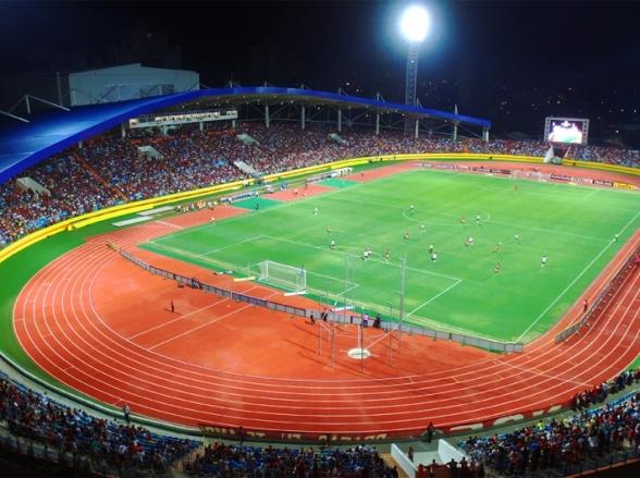 Os 10 maiores estádios de futebol em Goiás