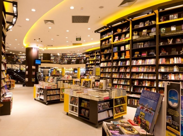 Saraiva dá descontos de até 80% em livros e games