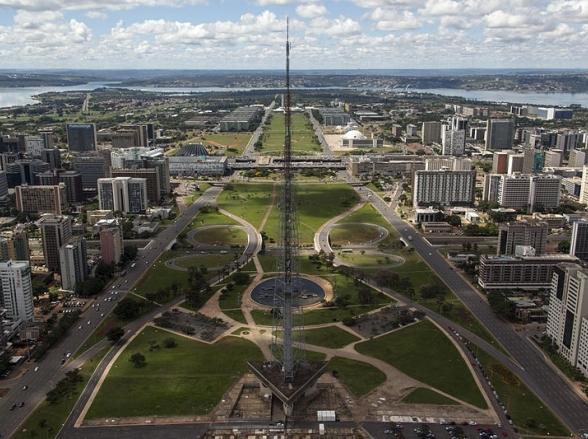 Brasília é uma das 10 capitais mais populares no Instagram
