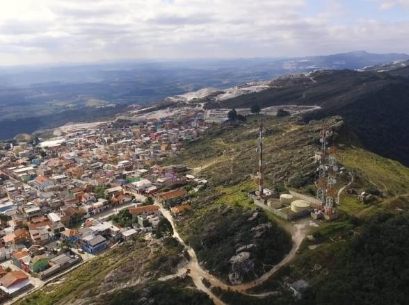 7 das 10 cidades mais altas do país estão em Minas Gerais