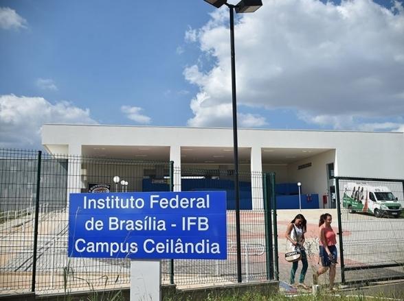 IFB em Brasília contrata professores substitutos com salário de até R$6 mil reais
