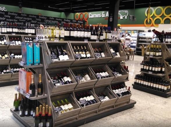 Bretas dá 50% de desconto em toda a linha de espumantes e vinhos durante o fim de semana